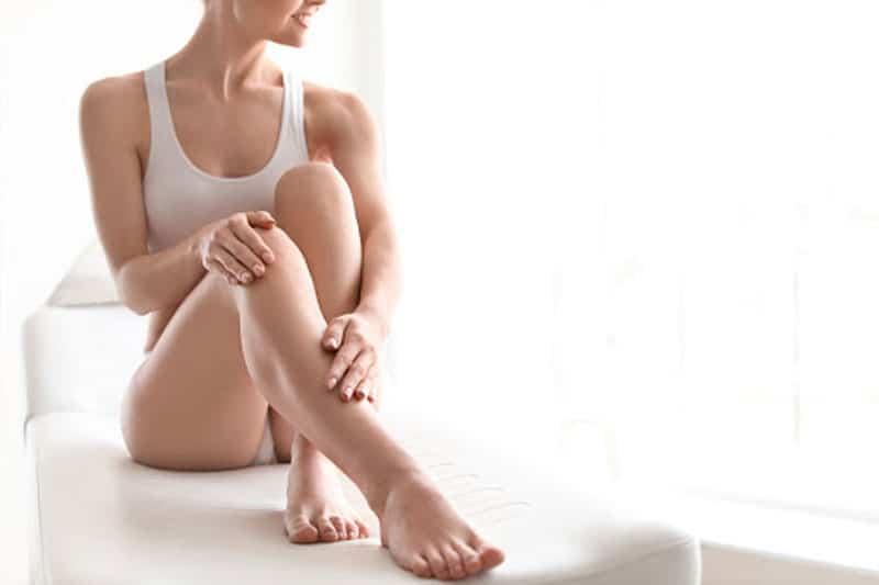 cuidarte la piel tras la depilación láser